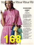 1981 Sears Spring Summer Catalog, Page 168