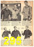 1942 Sears Spring Summer Catalog, Page 295