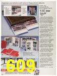 1987 Sears Fall Winter Catalog, Page 609