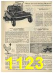 1960 Sears Spring Summer Catalog, Page 1123