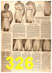 1956 Sears Fall Winter Catalog, Page 326