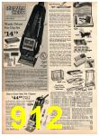 1966 Montgomery Ward Fall Winter Catalog, Page 912