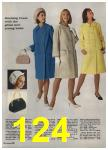 1965 Sears Spring Summer Catalog, Page 124