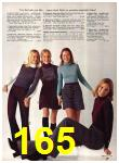 1971 Sears Fall Winter Catalog, Page 165