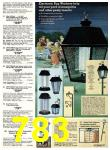 1980 Sears Spring Summer Catalog, Page 783
