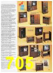 1988 Sears Fall Winter Catalog, Page 705