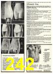1981 Montgomery Ward Spring Summer Catalog, Page 242