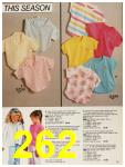 1987 Sears Spring Summer Catalog, Page 262