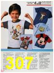 1986 Sears Spring Summer Catalog, Page 307
