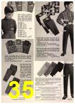 1965 Sears Fall Winter Catalog, Page 35