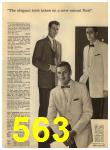 1960 Sears Spring Summer Catalog, Page 563