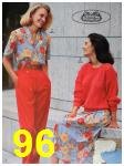 1991 Sears Spring Summer Catalog, Page 96