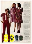 1974 Sears Fall Winter Catalog, Page 83