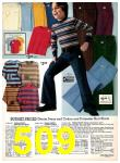 1977 Sears Fall Winter Catalog, Page 509