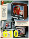 1985 Sears Christmas Book, Page 610