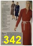 1980 Sears Fall Winter Catalog, Page 342