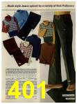 1972 Sears Fall Winter Catalog, Page 401