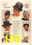 1964 Sears Spring Summer Catalog, Page 150
