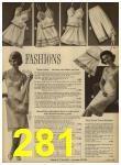 1962 Sears Spring Summer Catalog, Page 281
