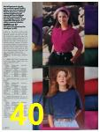 1991 Sears Fall Winter Catalog, Page 40