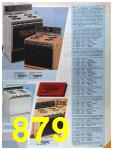 1986 Sears Fall Winter Catalog, Page 879