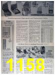 1964 Sears Fall Winter Catalog, Page 1158
