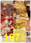 1972 Montgomery Ward Christmas Book, Page 167