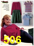 1983 Sears Fall Winter Catalog, Page 506