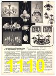 1971 Sears Fall Winter Catalog, Page 1110