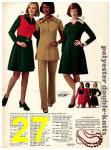 1973 Sears Fall Winter Catalog, Page 27