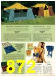 1972 Sears Fall Winter Catalog, Page 872