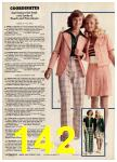 1974 Sears Spring Summer Catalog, Page 142