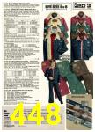 1976 Sears Fall Winter Catalog, Page 448