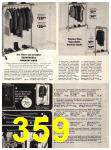 1973 Sears Fall Winter Catalog, Page 359