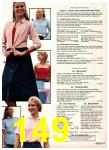 1980 Sears Spring Summer Catalog, Page 149