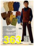 1972 Sears Fall Winter Catalog, Page 363
