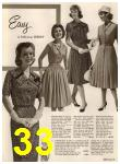 1960 Sears Spring Summer Catalog, Page 33