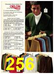 1969 Sears Fall Winter Catalog, Page 256