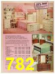 1987 Sears Spring Summer Catalog, Page 782