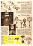 1956 Sears Fall Winter Catalog, Page 822