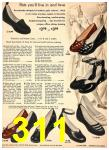 1949 Sears Spring Summer Catalog, Page 311