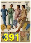 1972 Sears Fall Winter Catalog, Page 391