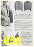 1967 Sears Fall Winter Catalog, Page 650