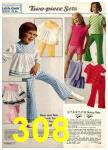 1974 Sears Spring Summer Catalog, Page 308