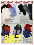 1986 Sears Fall Winter Catalog, Page 387
