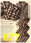 1960 Sears Fall Winter Catalog, Page 677
