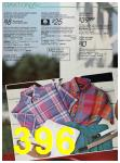 1988 Sears Spring Summer Catalog, Page 396