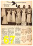 1958 Sears Fall Winter Catalog, Page 67