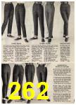 1965 Sears Fall Winter Catalog, Page 262