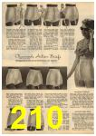 1961 Sears Spring Summer Catalog, Page 210